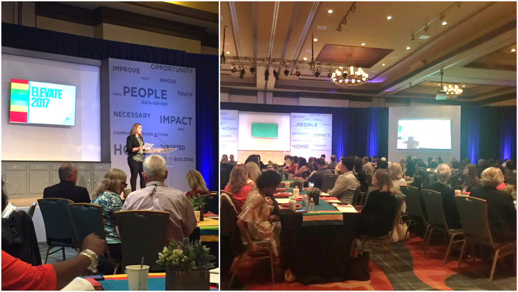 Photos from events where Ann K. Emery has served as the keynote speaker.